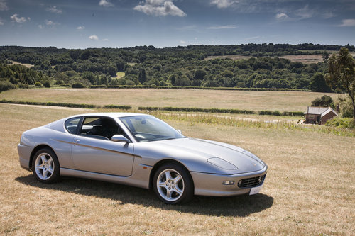 1998 Ferrari 456M GTA For Sale by Auction (picture 1 of 6)
