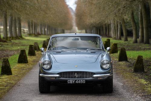 1969 Ferrari 365 GTC SOLD (picture 2 of 6)