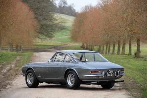 1969 Ferrari 365 GTC SOLD (picture 3 of 6)