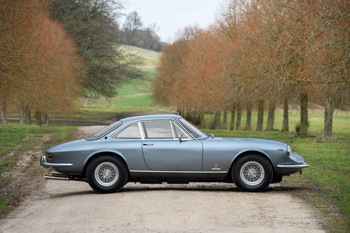 1969 Ferrari 365 GTC SOLD (picture 4 of 6)