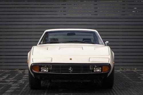 1972 Ferrari 365 GTC/4 Coupe  LHD FERRARI CLASSICHE CERTIFIED SOLD (picture 2 of 6)