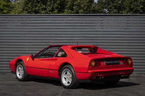 1986 FERRARI 328 GTS  ONLY 22250 MILES SOLD (picture 2 of 6)