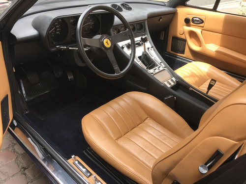 1972 Ferrari 365GTC/4 LHD - Full Classiche Certification SOLD (picture 4 of 6)