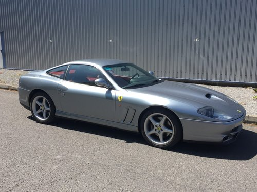 2000 FERRARI 550 MARANELLO  LHD For Sale (picture 2 of 6)