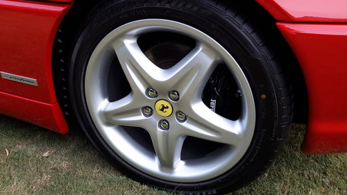 1998 Ferrari F355 Berlinetta, LHD, manual, only 22,500 miles For Sale (picture 4 of 6)
