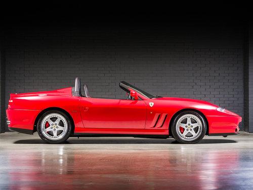 2001 Ferrari 550 Barchetta For Sale (picture 3 of 6)