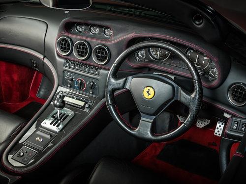 2001 Ferrari 550 Barchetta For Sale (picture 4 of 6)