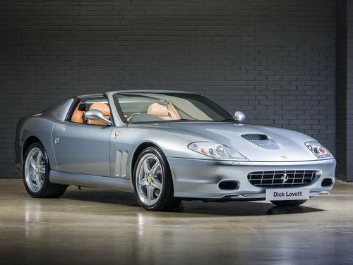 2006 Ferrari 575M Superamerica For Sale (picture 1 of 6)