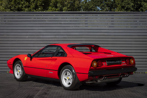 1986 Ferrari 308 GTBi QV RHD ONLY 16550 MILES SOLD (picture 2 of 6)