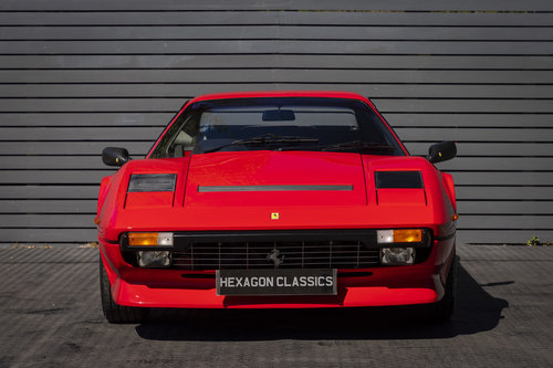 1986 Ferrari 308 GTBi QV RHD ONLY 16550 MILES SOLD (picture 3 of 6)