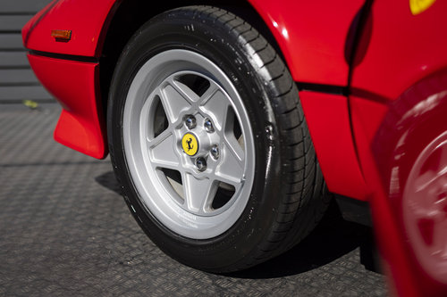 1986 Ferrari 308 GTBi QV RHD ONLY 16550 MILES SOLD (picture 6 of 6)