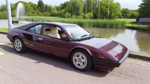 1984 Show Car, Low Miles, Rare Colour, Owner Provenance For Sale (picture 1 of 6)