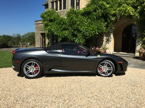2008 Pristine F430 F1 Spider  (just under 11k) For Sale (picture 5 of 6)