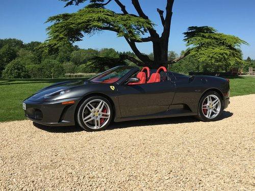 2008 Pristine F430 F1 Spider  (just under 11k) For Sale (picture 1 of 6)