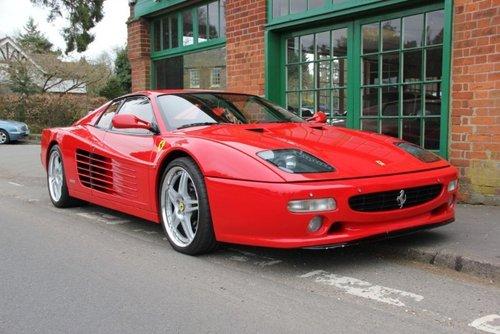 1995 Ferrari F512 M LHD  For Sale (picture 2 of 4)