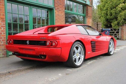 1995 Ferrari F512 M LHD  For Sale (picture 3 of 4)