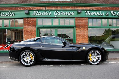 2006 Ferrari 599 GTB Coupe F1  SOLD (picture 1 of 4)