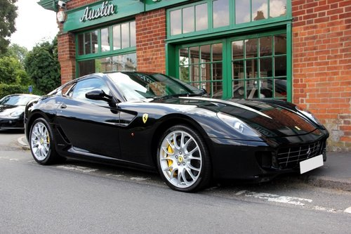 2006 Ferrari 599 GTB Coupe F1  SOLD (picture 2 of 4)