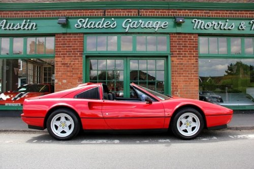 1987 Ferrari 328 GTS Manual  SOLD (picture 1 of 4)