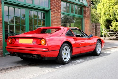 1987 Ferrari 328 GTS Manual  SOLD (picture 3 of 4)
