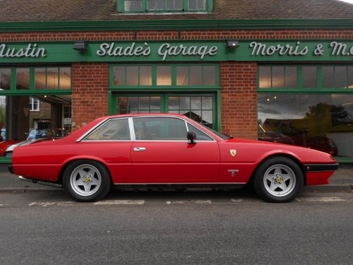 1980 Ferrari 400i Coupe Automatic  SOLD (picture 1 of 4)