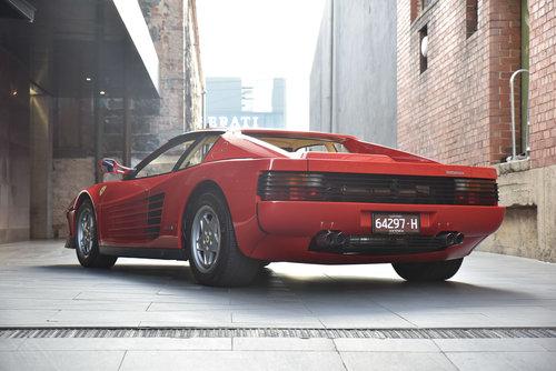 1990 Ferrari Testarossa SOLD (picture 4 of 6)
