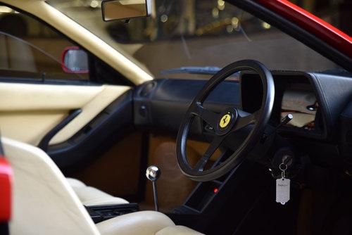 1990 Ferrari Testarossa SOLD (picture 5 of 6)