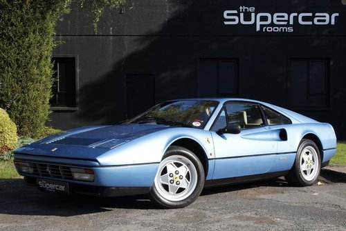 1989 Ferrari 328 GTB - 27K Miles - ABS - Air Conditioning For Sale (picture 1 of 6)