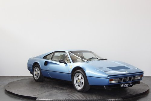 1989 Ferrari 328 GTB - 27K Miles - ABS - Air Conditioning For Sale (picture 2 of 6)