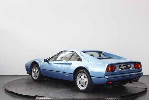 1989 Ferrari 328 GTB - 27K Miles - ABS - Air Conditioning For Sale (picture 4 of 6)