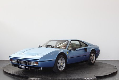 1989 Ferrari 328 GTB - 27K Miles - ABS - Air Conditioning For Sale (picture 5 of 6)