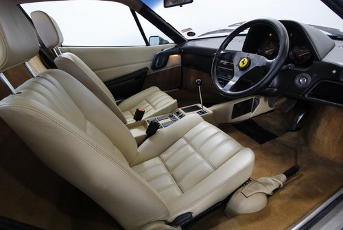 1989 Ferrari 328 GTB - 27K Miles - ABS - Air Conditioning For Sale (picture 6 of 6)