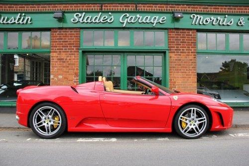2006 Ferrari F430 Spider F1  For Sale (picture 1 of 4)
