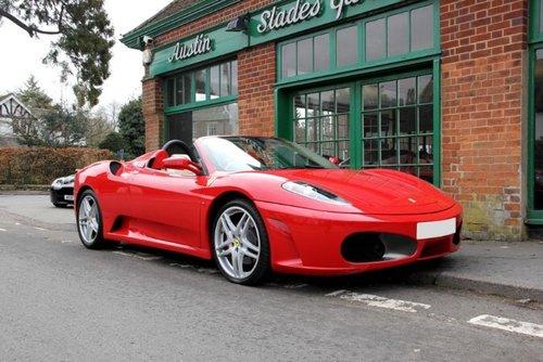 2006 Ferrari F430 Spider F1  For Sale (picture 2 of 4)