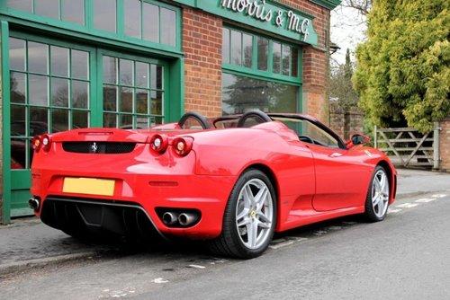 2006 Ferrari F430 Spider F1  For Sale (picture 3 of 4)