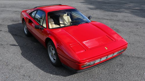 1989 Ferrari 328 GTB | Left Hand Drive | VAT Qualifying SOLD (picture 1 of 6)