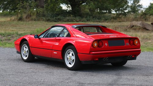 1989 Ferrari 328 GTB | Left Hand Drive | VAT Qualifying SOLD (picture 2 of 6)