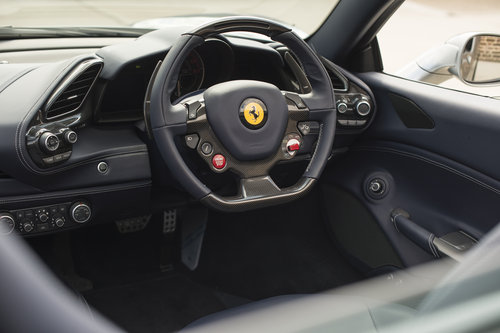 2017 Ferrari 488 Spider - RHD - 900 miles from new For Sale (picture 6 of 6)
