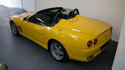 2001 Ferrari 550 Barchetta | VAT Qualifying For Sale (picture 2 of 6)