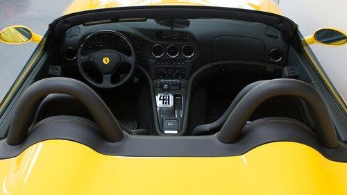 2001 Ferrari 550 Barchetta | VAT Qualifying For Sale (picture 4 of 6)