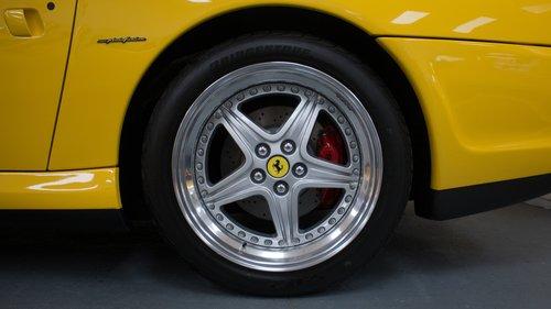 2001 Ferrari 550 Barchetta | VAT Qualifying For Sale (picture 5 of 6)
