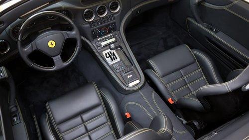 2001 Ferrari 550 Barchetta | VAT Qualifying For Sale (picture 6 of 6)