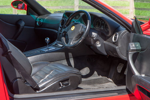 1997 Ferrari 550 Maranello For Sale (picture 3 of 6)