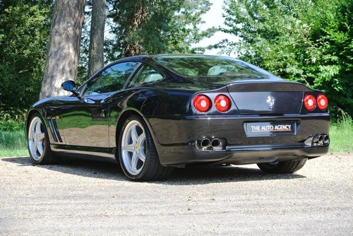 2000 FERRARI 550 MARANELLO **FIORANO HANDLING PACK** For Sale (picture 2 of 6)