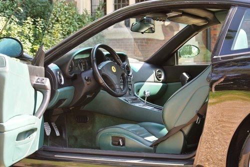 2000 FERRARI 550 MARANELLO **FIORANO HANDLING PACK** For Sale (picture 3 of 6)