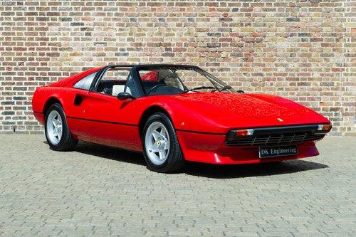 Ferrari 308 Gts For Sale >> 1979 Ferrari 308 Gts Uk Rhd 27 800 Miles For Sale Car