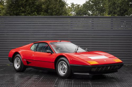 1979 Ferrari 512 BB UK RHD 1/101 LOW MILES SOLD (picture 1 of 6)