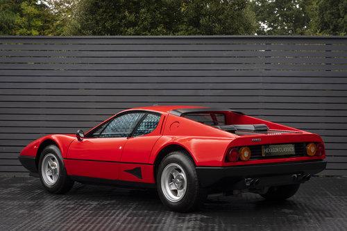 1979 Ferrari 512 BB UK RHD 1/101 LOW MILES SOLD (picture 2 of 6)