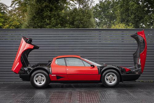 1979 Ferrari 512 BB UK RHD 1/101 LOW MILES SOLD (picture 3 of 6)