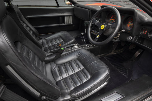 1979 Ferrari 512 BB UK RHD 1/101 LOW MILES SOLD (picture 4 of 6)